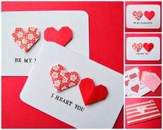 Un regalo hecho por uno mismo siempre tiene más valor que comprado. Aquí tienes manualidades para regalar en San Valentín.