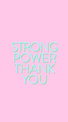 BTS strong power thank you rap monster namjoon iphone wallpaper lockscreen kpop