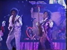 Prince and the Revolution Live - Part 1