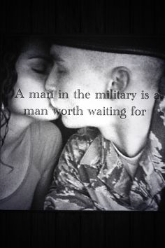 Military love is above all. and strong with the man close to your heart ♡ Here's to you, Mom and Dad. ❤️ Thank you for showing me what true love is. Military Couples, Military Quotes, Military Love, Military Dating, Proud Army Girlfriend, Marine Boyfriend, Girlfriend Quotes, Military Relationships, Marine Love