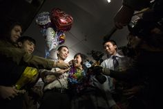 US Human rights activist Nguyen Quoc Quan released from Vietnam after 9 months (Photo: Ringo H.W. Chiu / AP)