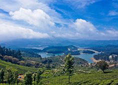 This is where I want to go. Emerald Islands, Ooty - India