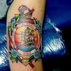 Tattoo traditional