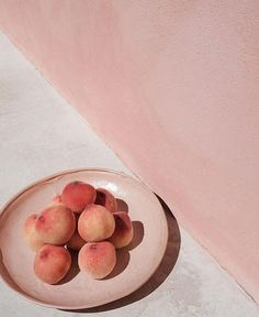 Peach from the English peche, Latin for persica (the fruit from Persia). It's believed that the origin of Peach fruit is from China. The colour peach represents immortality in Chinese civilisation because of the peach tree of immortality. Fred Instagram, Instagram Posts, Color Durazno, Tout Rose, Food Porn, Peach Aesthetic, Nature Aesthetic, Aesthetic Food, Fotografia Macro