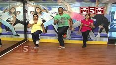 Aerobics For Back and Waist