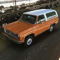 1973 K5 Blazer