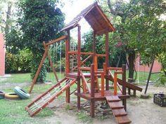Juegos Infantiles De Madera Para Jardin Buscar Con Google Juegos
