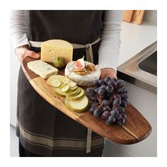 FASCINERA Chopping board, acacia