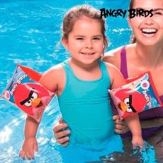 Angry Birds Inflatable Armbands