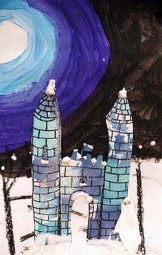 Cool winter castles