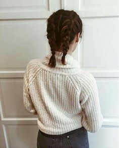 french braids on short hair
