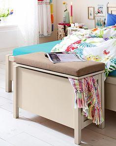 Nábytok do spálne a posteľná bielizeň pre krásne sny