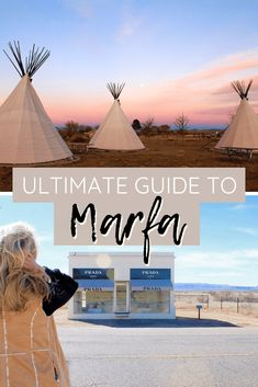 The Ultimate Guide to Marfa Texas Marfa Texas, Texas Usa, Travel Guides, Travel Tips, Prada Marfa, Us Road Trip, Beautiful Places To Travel, Us National Parks, United States Travel