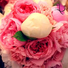 #AprilShowers bring #beautifulflowers  How stunning is this #bridalbouquet??? #peonies  #kayanabeauty #kayanabeautytrends