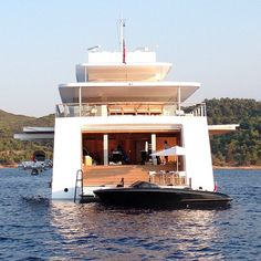 Superyacht Venus The 78 Metre Feadship That Was Designed By