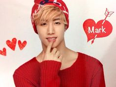Mark Red
