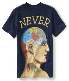 Kids' Nevermind Graphic T