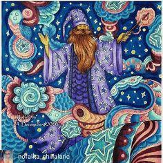 @Regrann from @nofalita_chillalaric -  Merlin The Witch Fantasia by Nick Filbert  #fantasia #fantasiacoloringmarathon #fantasiacoloringbook #witch  #merlin #nickfilbert  #nicholasfchandrawienata #dayanajey #arte_e_colorir #shadyas  #bayan_boyan #prazeremcolorir #boracolorirtop #colorindolivrostop #desenhoscolorir  #creativelycoloring #coloring_secrets  #divasdasartes #nossojardimcolorido  #beautifulcoloring #zenartis #livrocoloriramo  #fangcolourfulworld #colorirlove #coloringtoolkit…