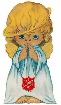 Adopt an Angel from the Salvation Army