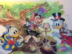 """Donald Duck - """"I tesori di Darby O'Gill"""" - (2020) - Catawiki Illustrations And Posters, Donald Duck, Anime, Art, Art Background, Illustrations Posters, Kunst, Cartoon Movies, Anime Music"""