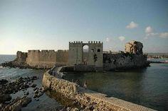 Το Κάστρο της Μεθώνης