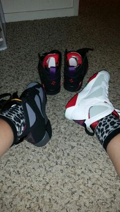 Shoe game for them 7s