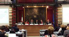 Messajul ES Dana Constantinescu, Ambasador al Romaniei in Republica Italiana @Parlamentul Italiei  10288728_623175747769576_6431342135192555214_n