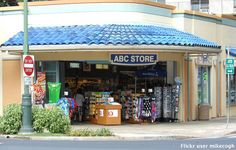One stop shopping at Hawaii's iconic ABC Stores