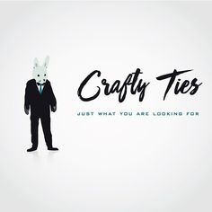 Crafty ties - just what you are looking for --------------------------------- #logodesigns #corporateidentity #identitydesignawards2015 #identitydesign #designproject #creativelogo #logotipo #logotype #logotipos #simplycooldesign #brandingdesign #graphicdesignblg #logothorns #brandingdesigner #logodesigner #logodesigners #identitydesigners #graphicdesigner #graphiclogo #graphidesign #grafico #grafica #adobeillustrator #graphicdesigncentral #logomark #logoinspiration #iconaday…