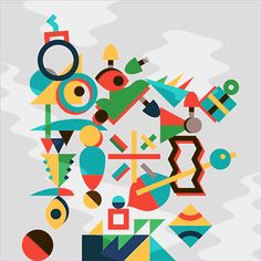 #art #animation #gif #xmas #christmas #SkipDolphinHursh