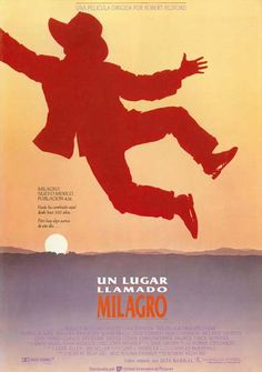 "Un lugar llamado Milagro (1988) ""The Milagro Beanfield War"" de Robert Redford - tt0095638"