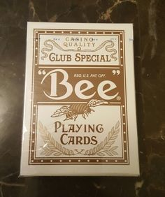 BROWN BEE WYNN PLAYING CARDS DECK ELLUSIONIST THEORY 11 ULTRA RARE SOLD OUT | eBay