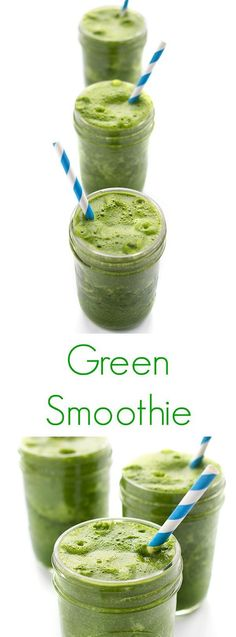 This immunity-boosting green smoothie recipe is packed with vitamins and nutrients to give you long-lasting energy.