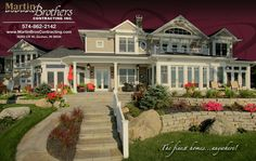 Martin Brothers Contracting, Inc., Elkhart County's finest custom ...