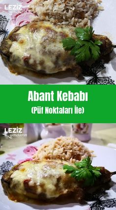 Abant Kebab (With Tricks) - Mein leckeres Essen, Breakfast Recipes, Dinner Recipes, Turkey Today, Grand Kitchen, Turkish Sweets, Turkish Kitchen, Fresh Fruits And Vegetables, Fish And Seafood, Meat Recipes