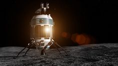 Moon Express might also win the Google Lunar Xprize along the way.