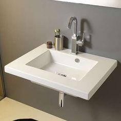 Mars Bathroom Sink Tecla MAR01011