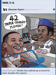 Russ MVP #basketballmemes