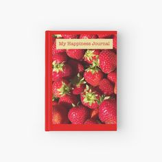 This is a picture from my Daily Happiness Journal - wonderful sweet Finnish strawberries. The northern strawberries really are the best in the world. Strawberries, My Photos, Happiness, Journal, Creative, Happy, Strawberry Fruit, Bonheur, Ser Feliz