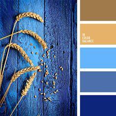 Color palettes - Kle