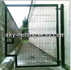 PVC Fence Gate / Mesh Fencing (HT-7) - China Mesh Fencing;PVC fence Gate;PVC Euro Welded Fence, haotian