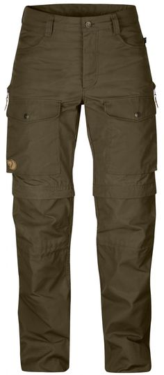 Gaiter Trousers No. 1 W - Fjällräven Numbers