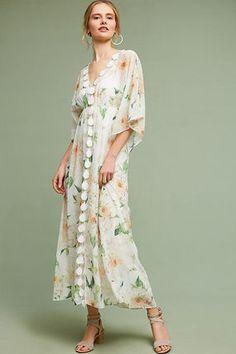 Anthropologie ワンピース 17SS☆最安値保証*関税送料込【Anthro】Dahlia Maxi Dress(2)