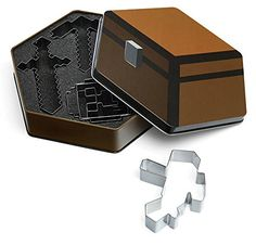 Minecraft Cookie Cutter Set >>> Remarkable product available  : Baking Accessories