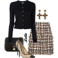 Dolce & Gabbana love the skirt