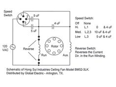 Ceiling fan speed control switch wiring diagram technical ceiling fan schematic aloadofball Images