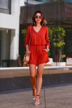 15 Reasons to Get More Playful – Cutest Playsuits - TheStyleCity - Men's Fashion & Women's Fashion | Style Guide