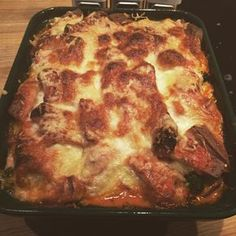 Ground Beef Recipes For Dinner, Dinner Recipes, Something Sweet, Tex Mex, Lasagna, Sausage, Food And Drink, Baking, Ethnic Recipes