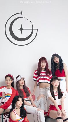 Check out GFriend @ Iomoio Gfriend Yuju, Gfriend Sowon, Red Aesthetic, Kpop Aesthetic, Extended Play, Kpop Girl Groups, Kpop Girls, Girlfriend Kpop, Summer Wallpaper