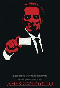 American Psycho by Michael Tomes